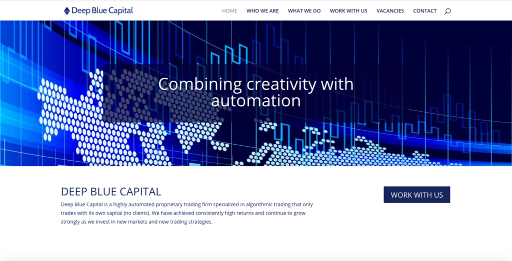 website deep blue capital