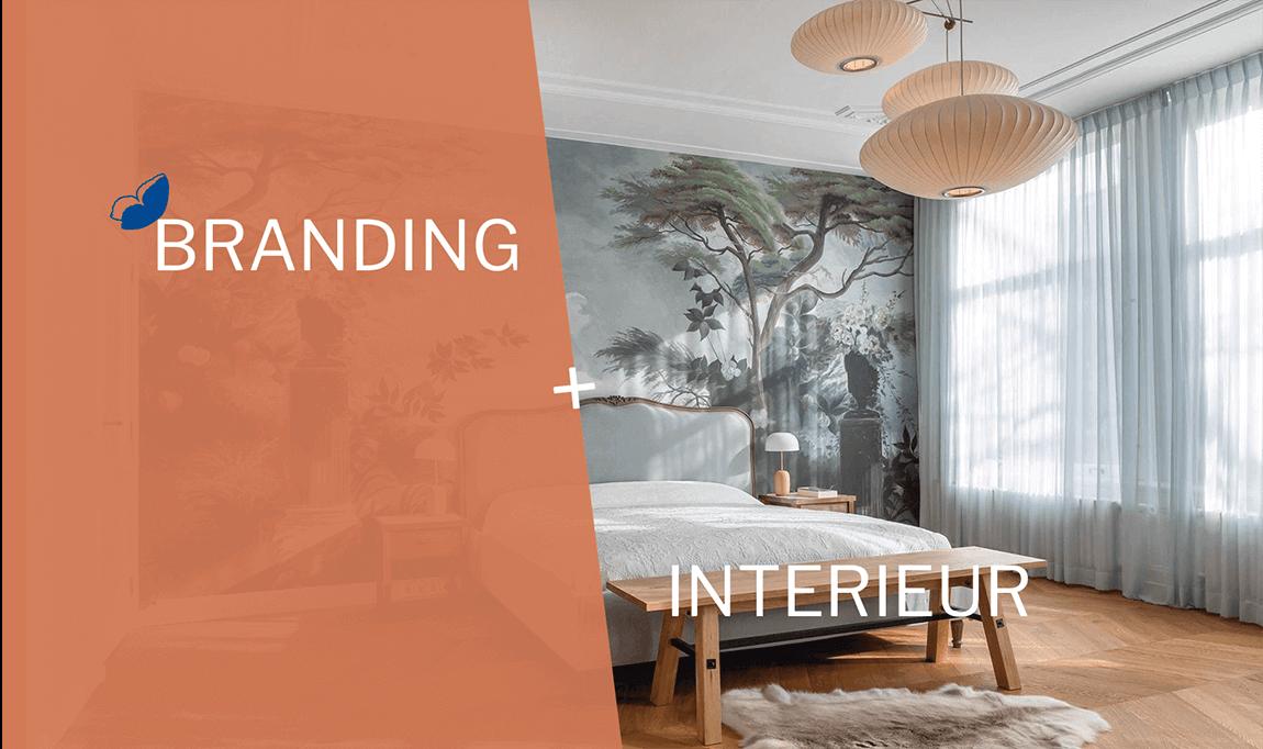 Clairepon branding + interieur