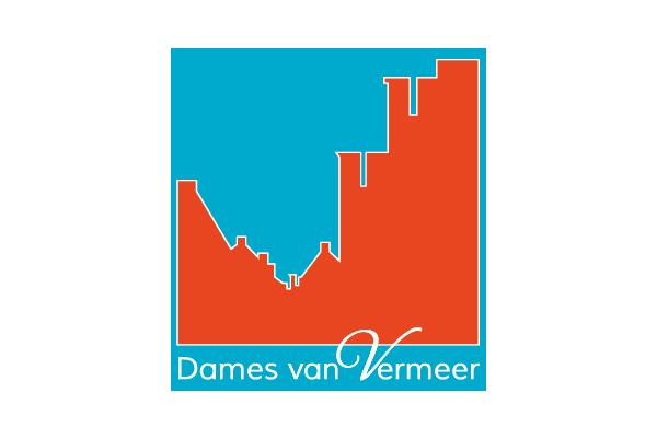 Logo Dames van Vermeer