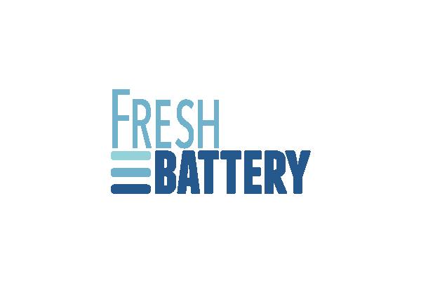 Logo Fresh Battery