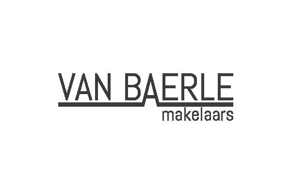 Logo branding van baerle