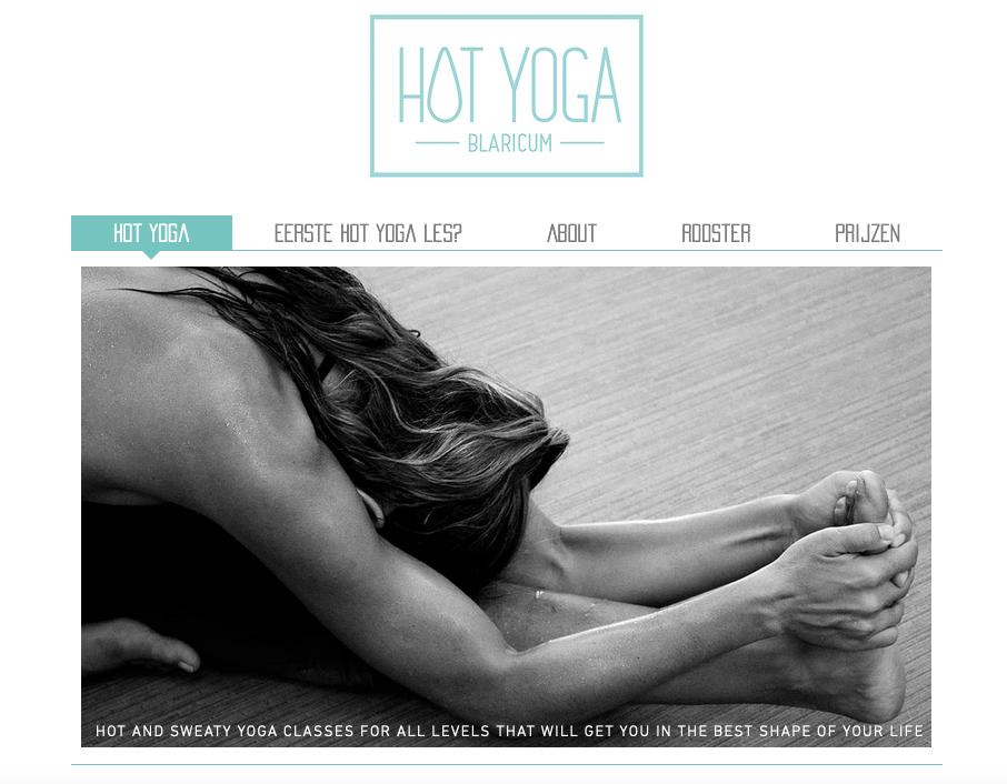 Hot Yoga Blaricum