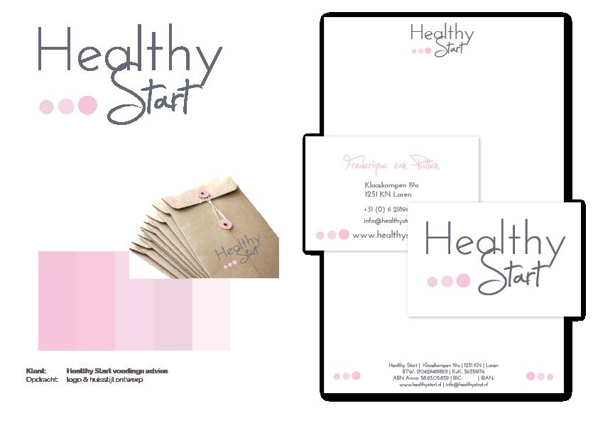 Branding Healthy Start