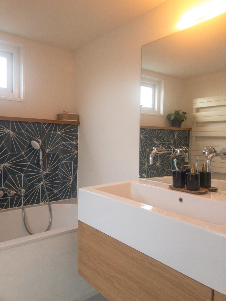 Project badkamer familiehuis